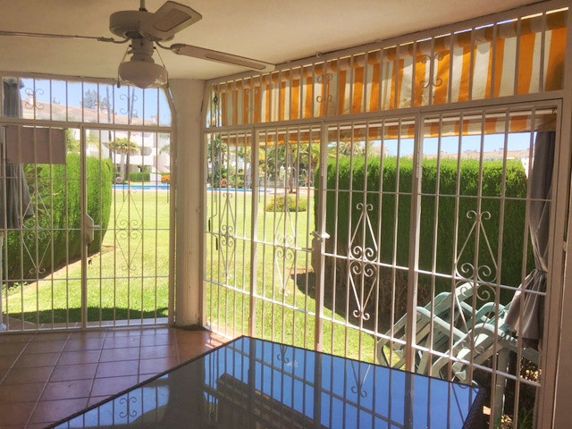 Townhouse in the area of Mijas Golf. It consists of two bedrooms with fitted wardrobes and two bathr,Spain