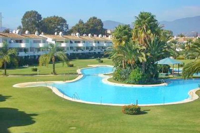 2 Bedroom Semi Detached Townhouse For Sale Mijas Golf