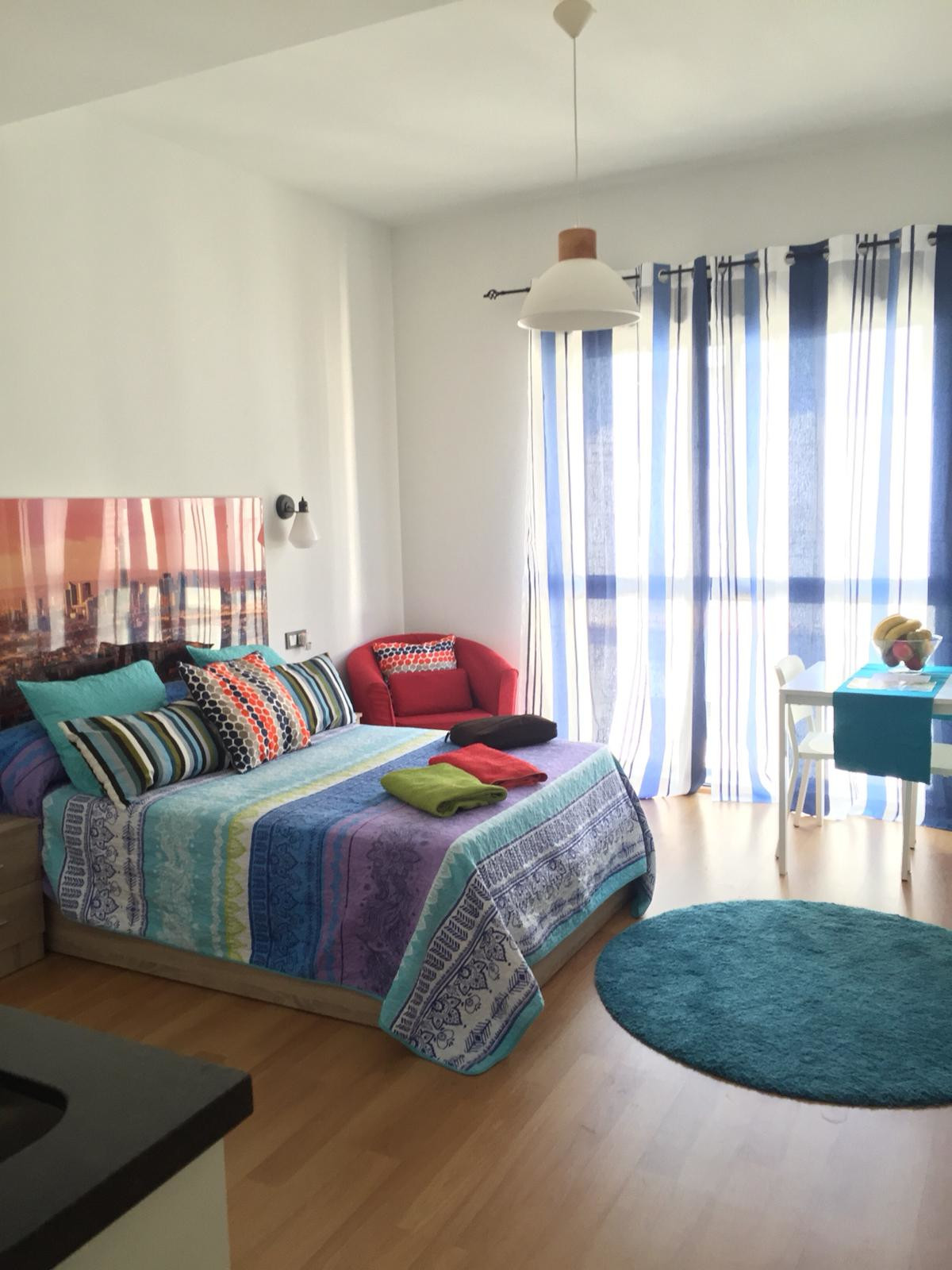 Modern studio in the center of MALAGA, more specifically in the El Ejido area in a fantastic new con, Spain