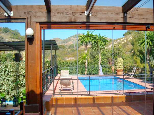 Beautiful and unique independent villa already in Marbella, located in a quiet environment, surround,Spain