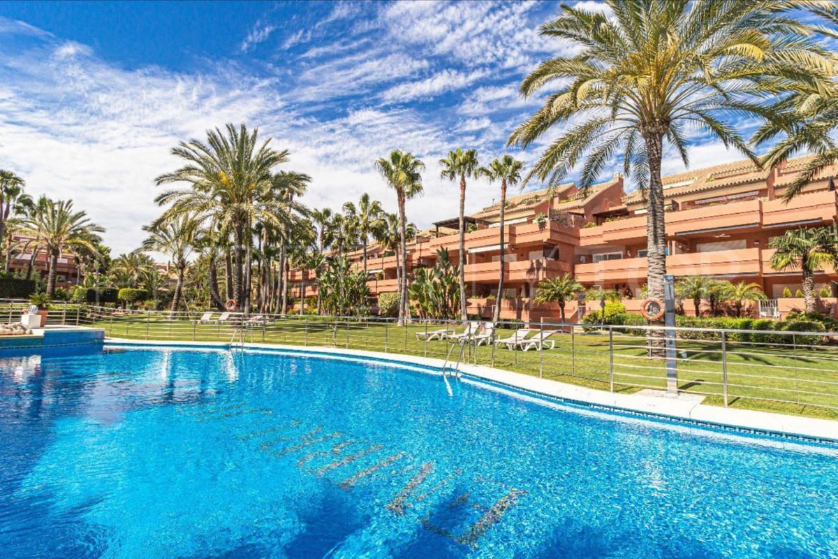 Penthouse Til salg i Puerto Banús R3837886