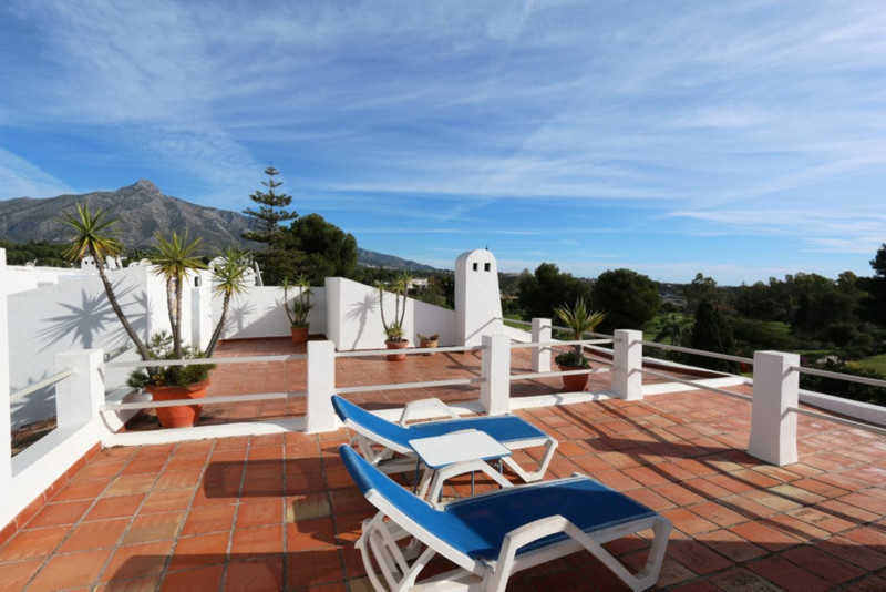 Penthouse zum verkauf in Nueva Andalucía