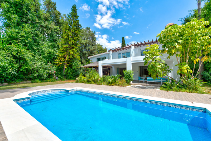Detached Villa for sale in Las Brisas