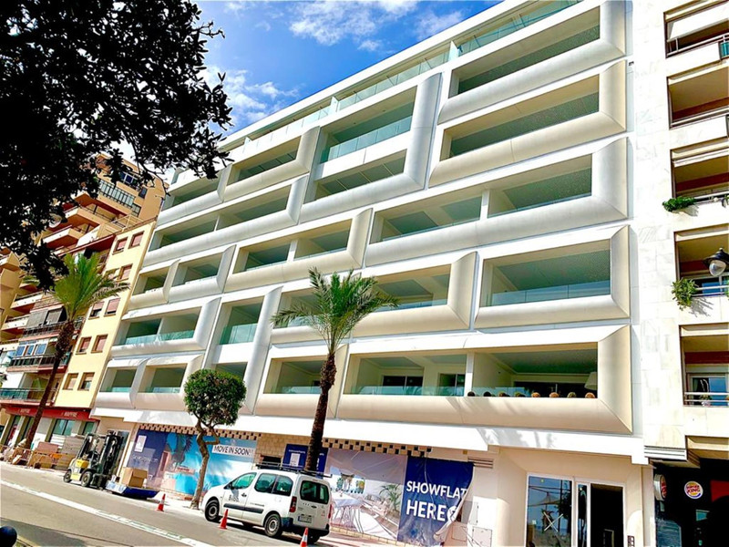 Mitte Stock Wohnung zum verkauf in Estepona