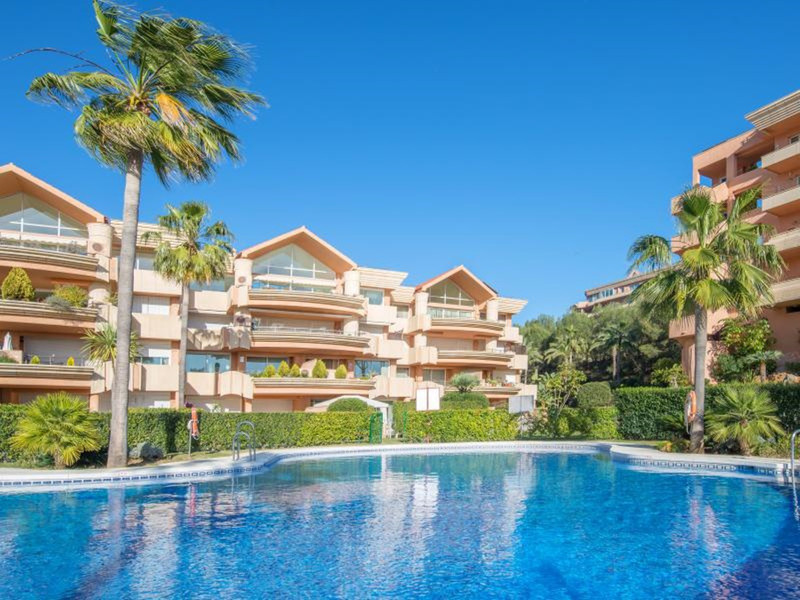 Penthouse à vendre Nueva Andalucía