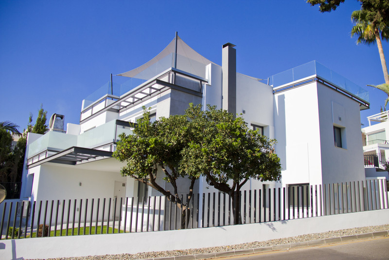 Villa Individuelle à vendre Guadalmina Alta