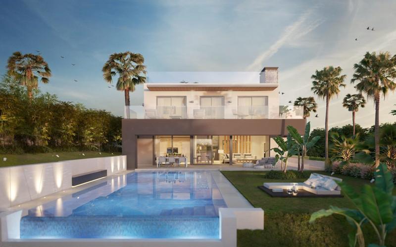 Detached Villa for sale in Nueva Andalucía