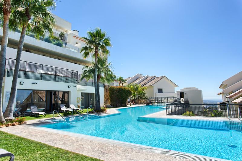 Penthouse à vendre Los Monteros