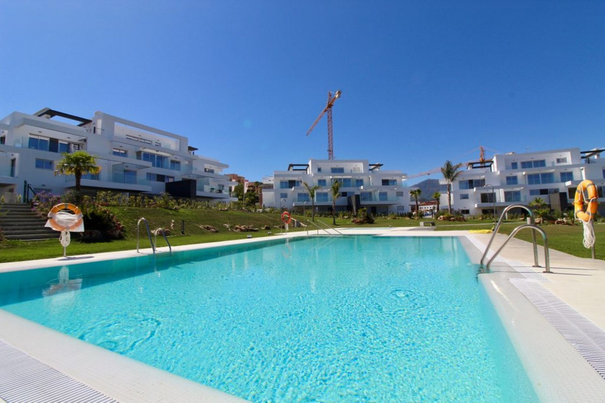 Middle Floor Apartment for sale in Benahavís