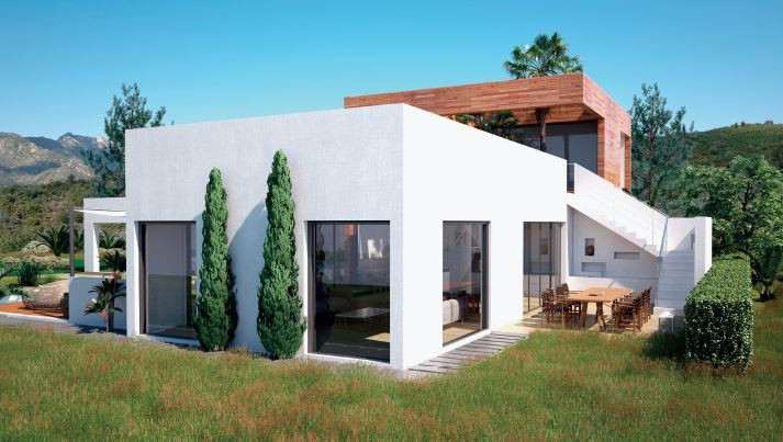 Detached Villa for sale in Altos de los Monteros
