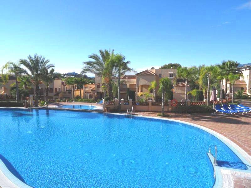 """IMMACULATE SPACIOUS APARTMENT SITUATED """" MARQUES DE ATALAYA"""", AN EXCLUSIVE GATED COMMUNITY,Spain"""