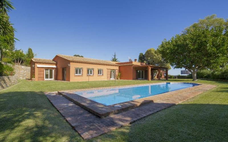 Freistehende Villa zum verkauf in Benahavís