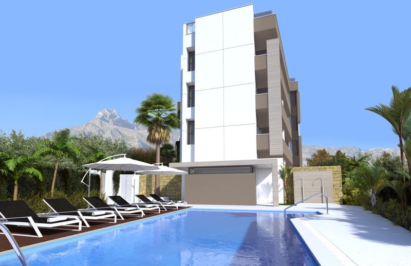 Erdgeschosswohnung zum verkauf in Nueva Andalucía