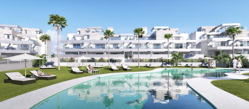 Apartamento Planta Media a la venta en Estepona