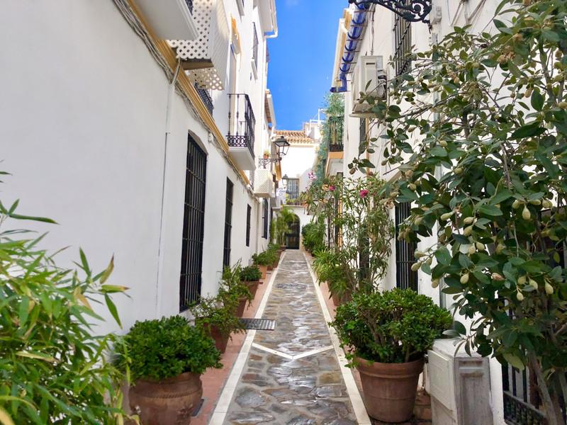 Doppelhaus Stadthaus zum verkauf in Marbella