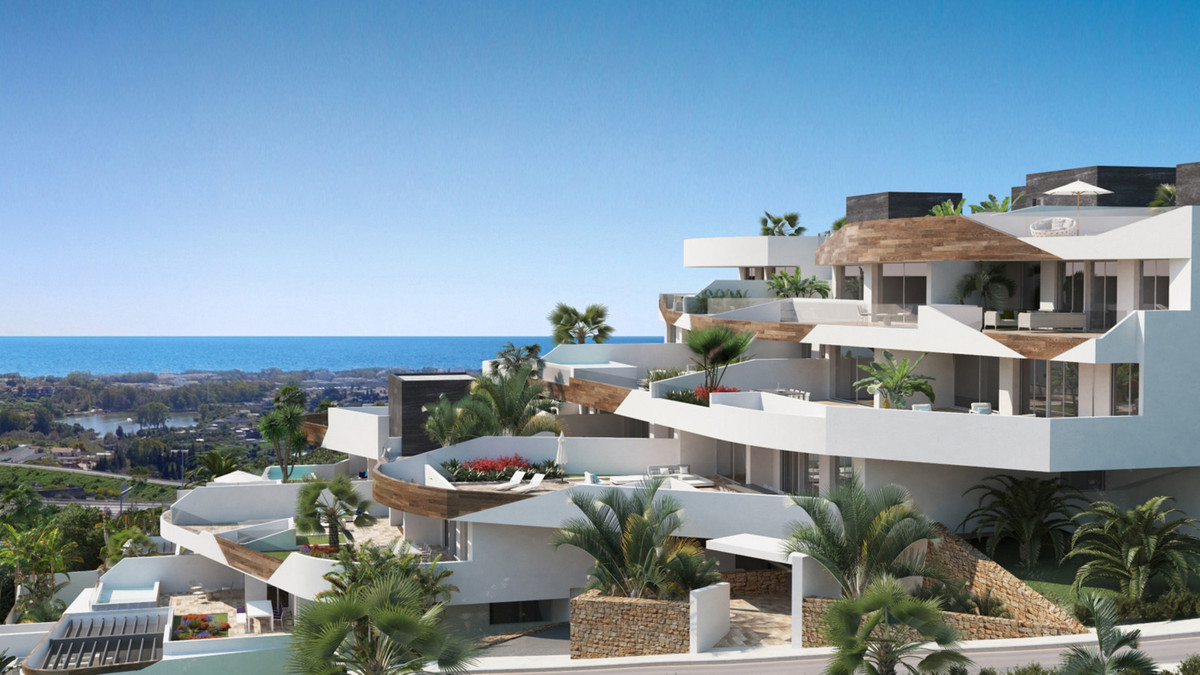 Apartment for sale in Benahavís - Costa del Sol