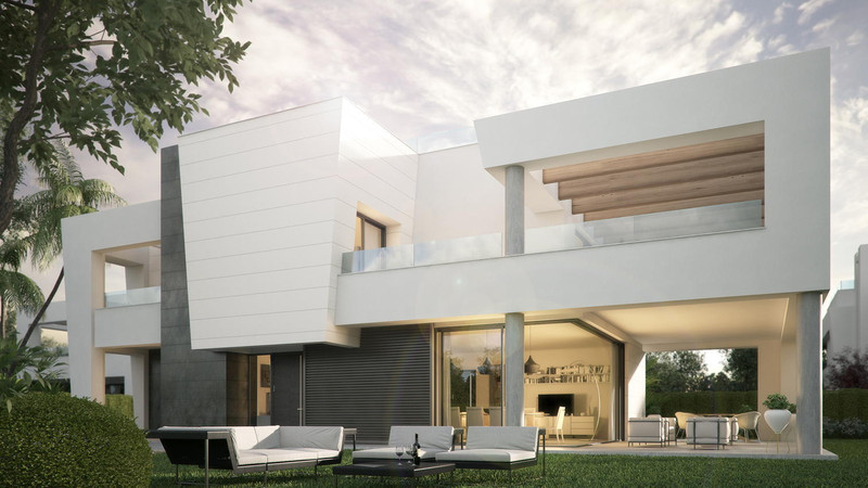 Detached Villa for sale in San Pedro de Alcántara