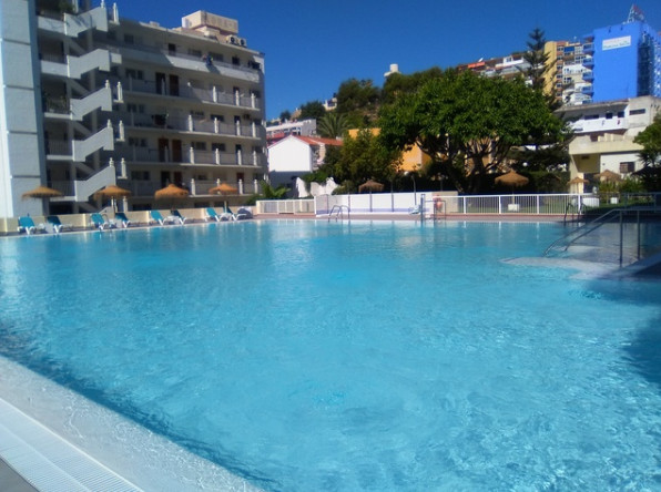 What a bargain!  Superb three bedroom apartment in La Carihuela!  Located just fifty meters from the,Spain