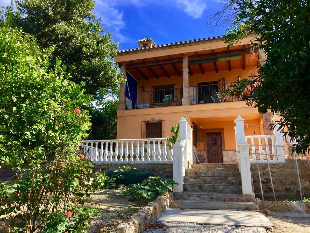 Ref:R3532300 Villa - Detached For Sale in Alhaurín el Grande