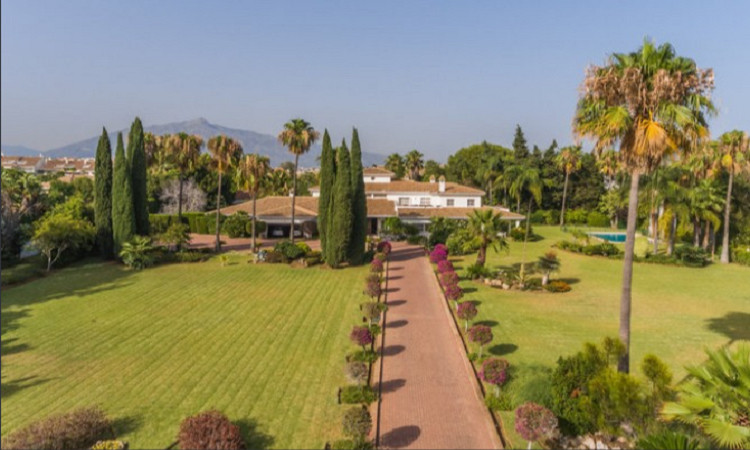 8 bedroom villa for sale guadalmina baja