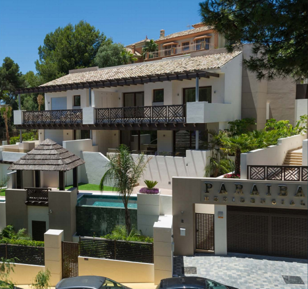 WELCOME TO PARAIBA!  Paraiba Residencial is a unique project located in the heart of Marbella and co, Spain