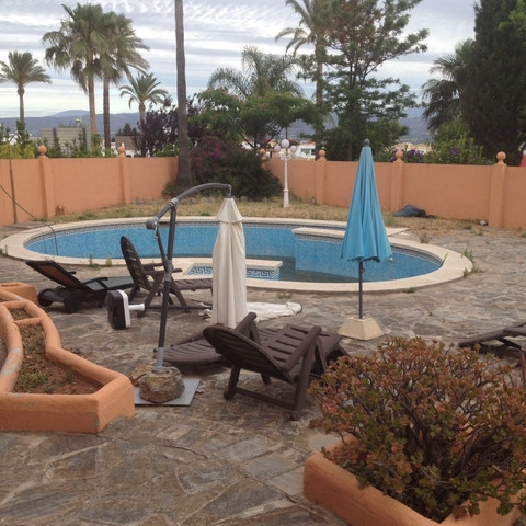 We offer for sale this huge detached villa in one of the most sought after areas of Alhaurin de la T, Spain
