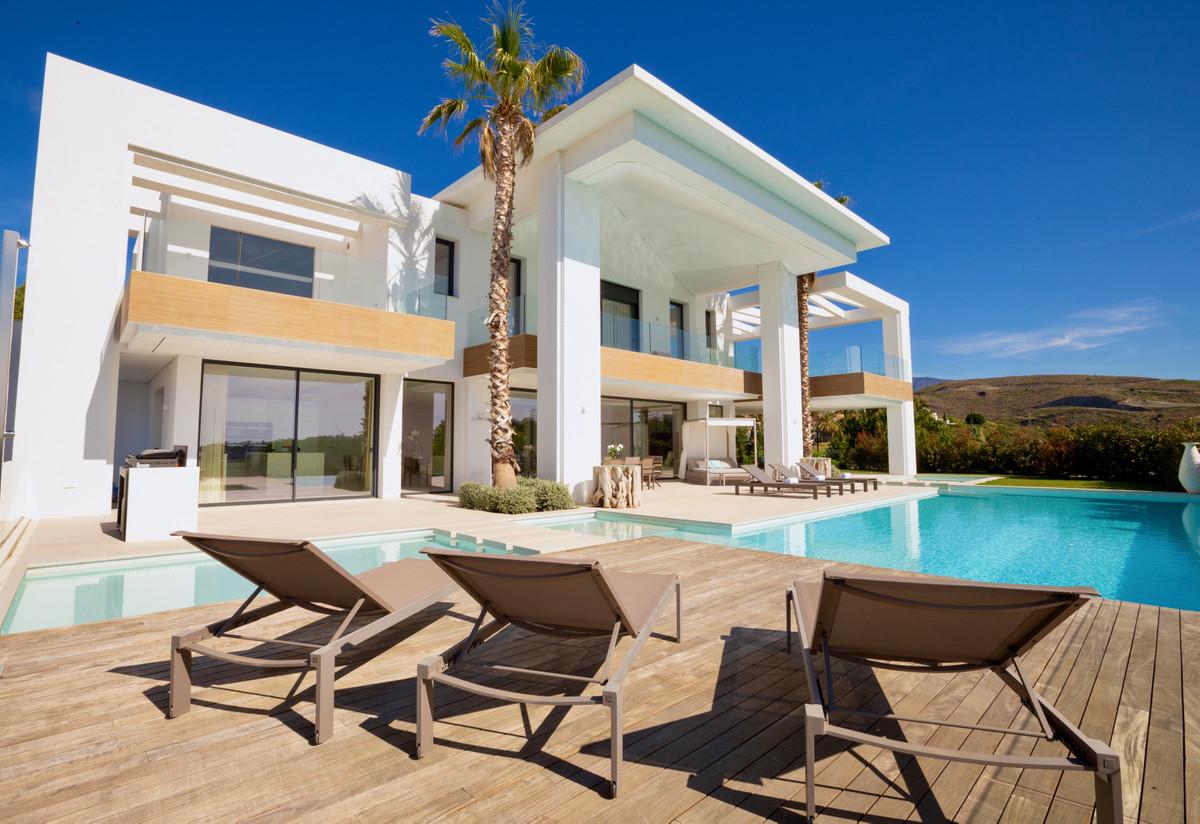 Detached Villa for sale in Los Flamingos R3481636
