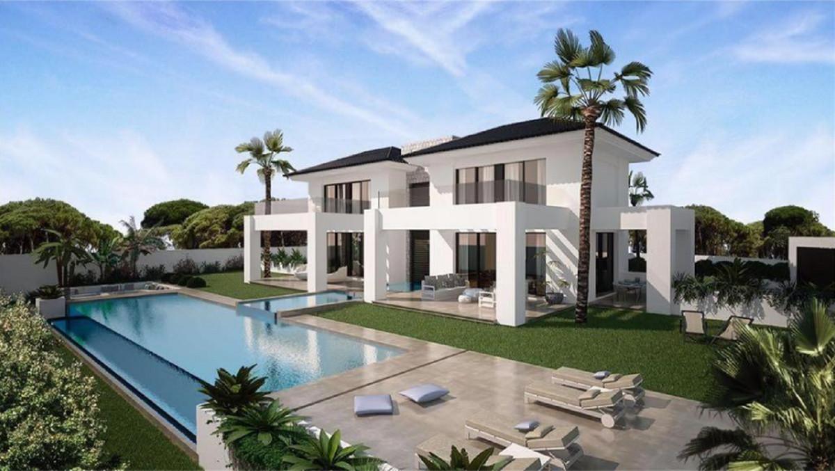 Marbella Banus Villa – Chalet en Venta en La Quinta – R3353245