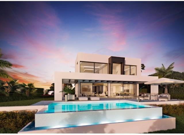 An opportunity to purchase a bespoke villa in a sought after location.  Close to Mijas Pueblo (3 min,Spain