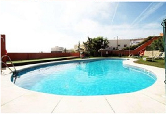 A spacious townhouse in a highly sought after location of Torrequebrada.  Located just 900 meters fr, Spain