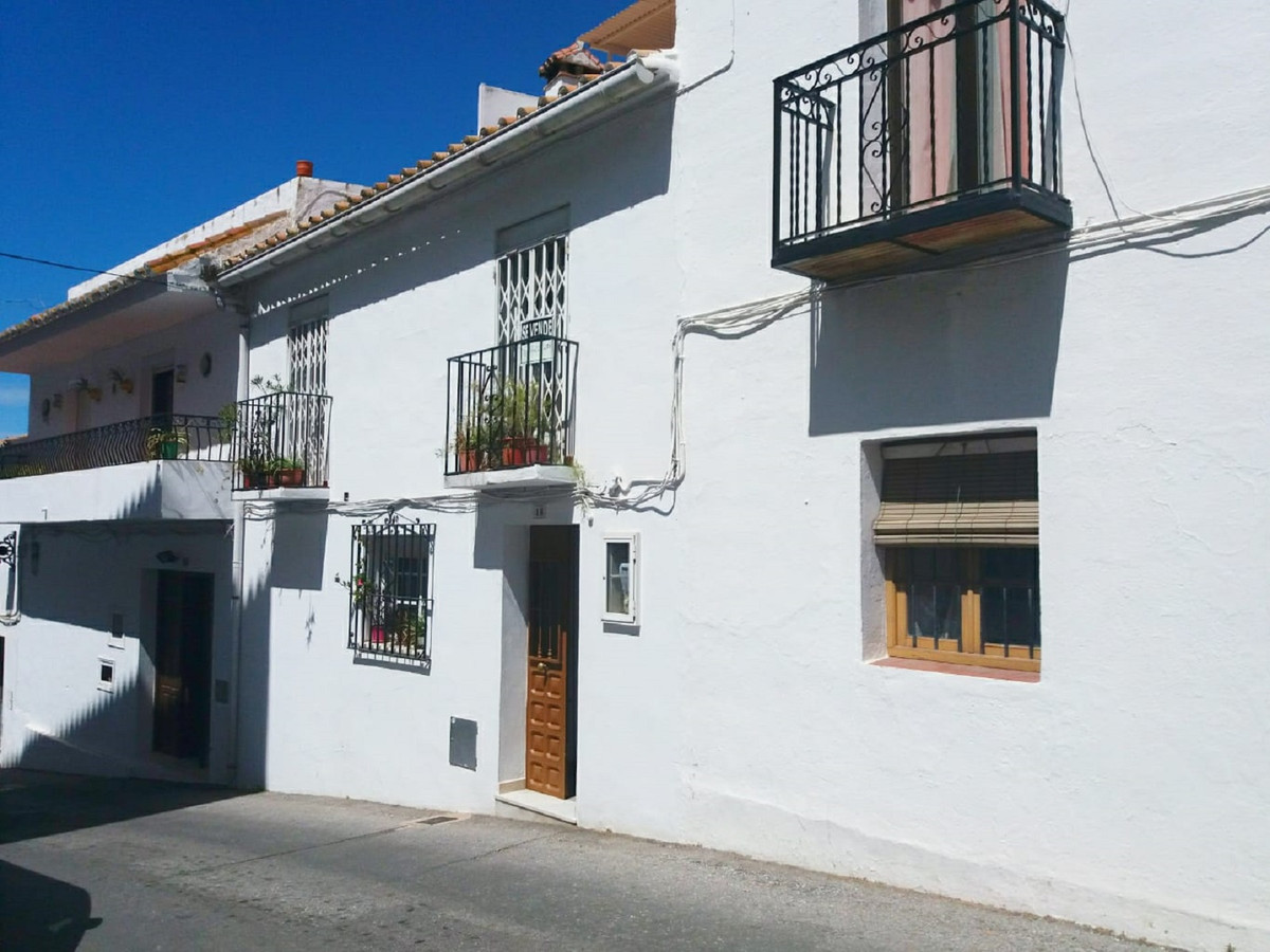 A charming townhouse in the picturesque, whitewashed village of Mijas Pueblo.  Upon entering the pro,Spain