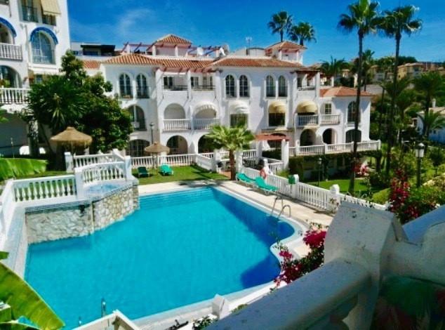Townhousein , Riviera Del Sol, Malaga, Spain