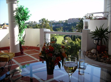 Middle Floor Apartment in Marbella