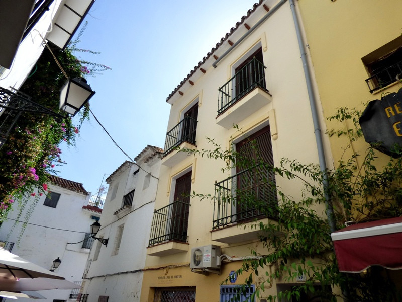 RARE INVESTMENT OPPORTUNITY IN THE OLD TOWN. ? Best location in Marbella old town (very close to the,Spain