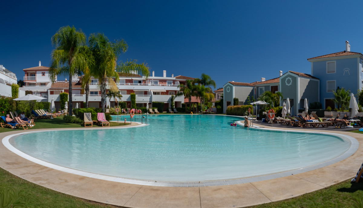 Cortijo del Mar is a luxurious residential resort area consisting of apartments, duplex penthouses a, Spain