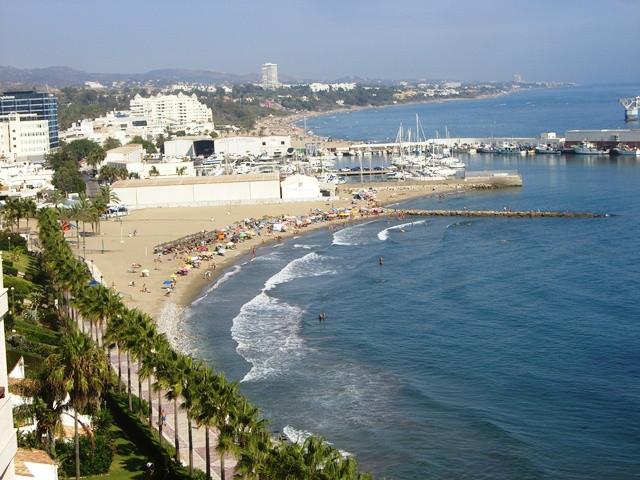 Marbella Banus Ático en venta en Marbella – R857601