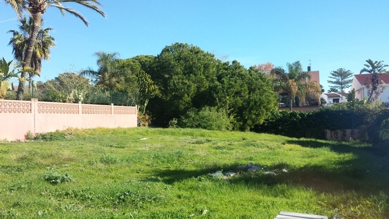 Plot in the town of Marbella, with an unbeatable location, just a few minutes walk from the downtown, Spain