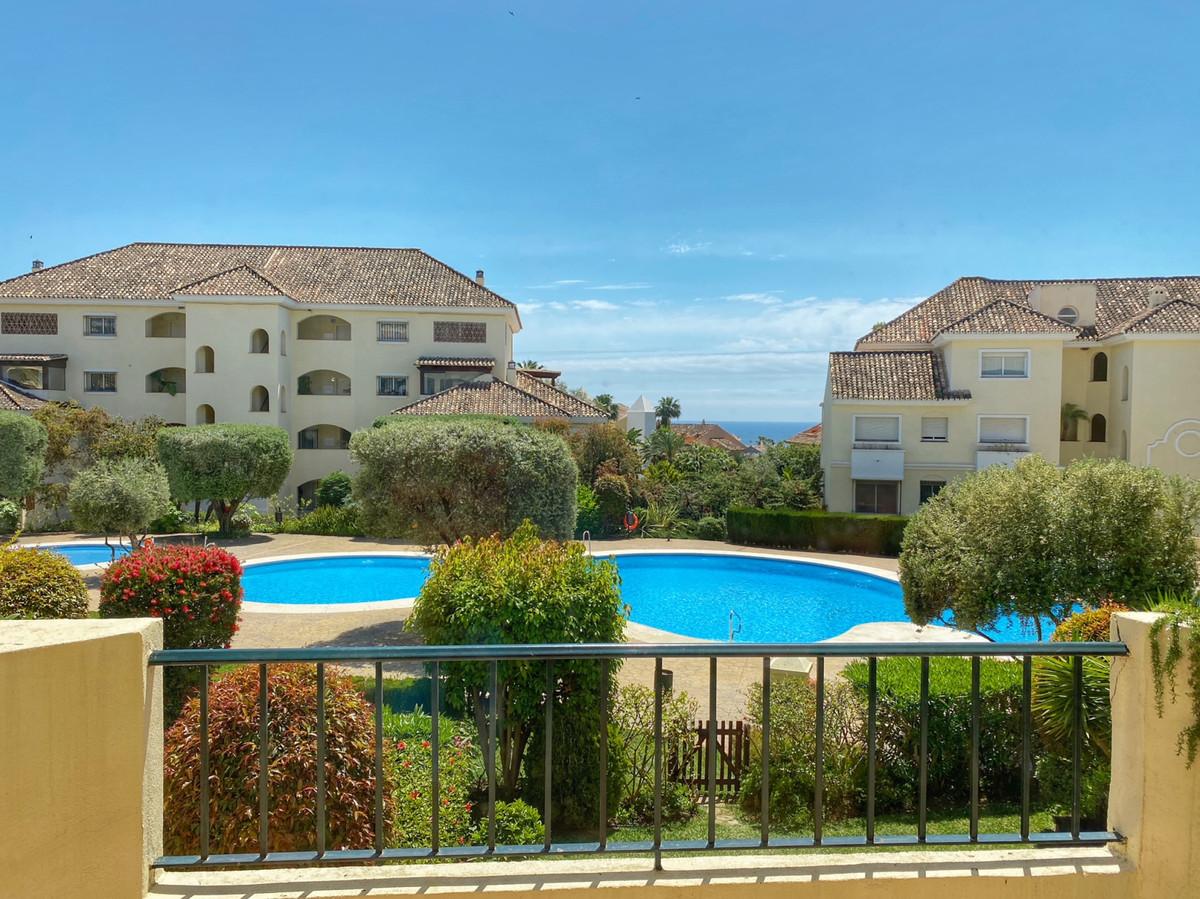 Marbella Banus Apartamento Planta Media en Venta en Bahía de Marbella – R232222