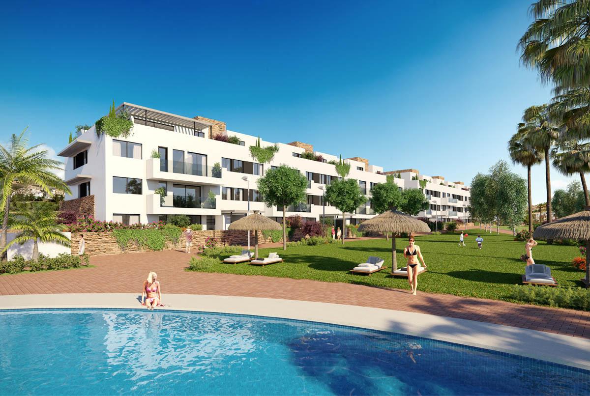 Apartments for sale in La Cala de Mijas