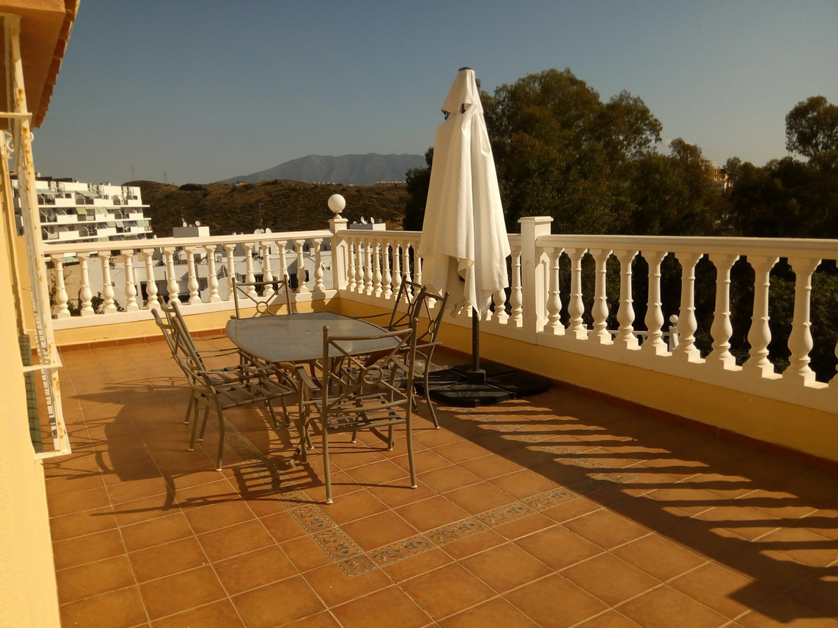 Penthouse for rent in Costa del Sol