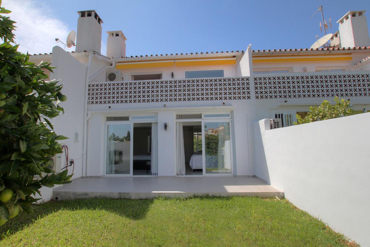 Rekkehus til salgs i Costa del Sol