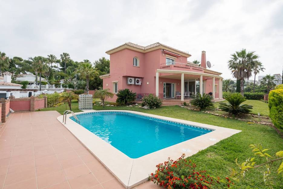 Villas for rent in Costa del Sol