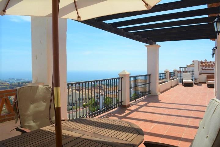 Penthouse til salgs i Costa del Sol