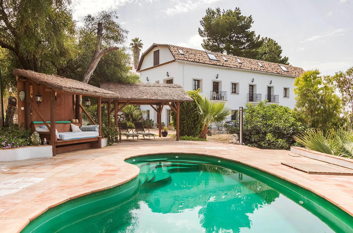 Villa til salgs i Costa del Sol