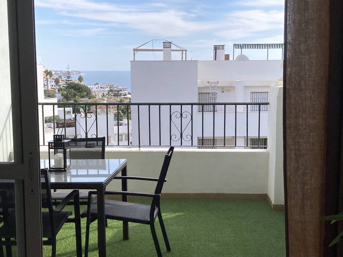Location, location, location...... This recently refurbished apartment is located in Rancho C Mirafl,Spain