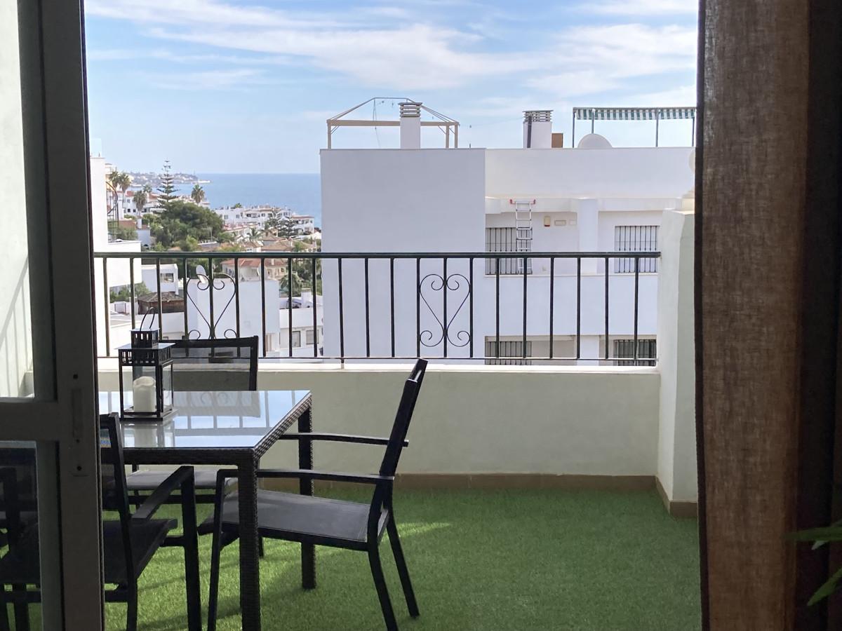 Penthouse for sale in La Cala de Mijas R3897559