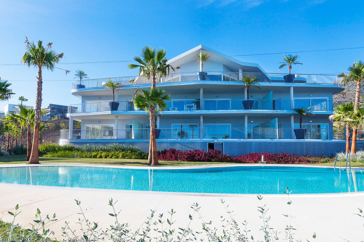 R3499480: Apartment - Middle Floor Apartment in Benalmadena Costa