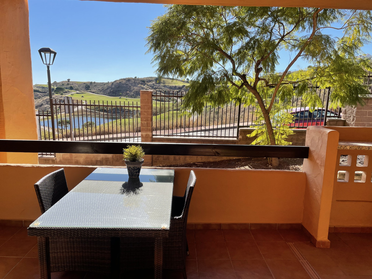 Located in La Cala overlooking Calanova Golf and the sea, this lovely corner apartment is south west,Spain