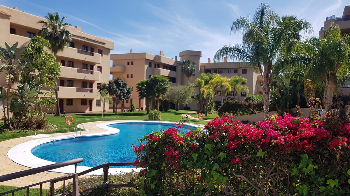 Luxury apartment in residential La Cala Azul in La Cala de Mijas. Very quiet and luxurious area 2 mi, Spain