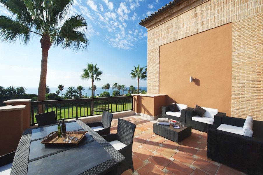 Penthouse, San Pedro de Alcantara, Costa del Sol. 3 Bedrooms, 2 Bathrooms, Built 286 m², Terrace 134, Spain